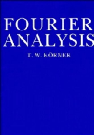 9780521251204: Fourier Analysis
