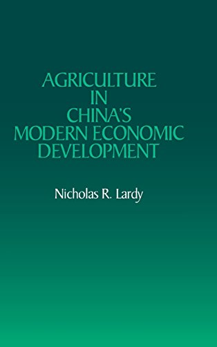9780521252461: Agriculture in China's Modern Economic Development