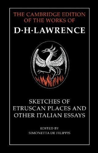 9780521252539: Sketches of Etruscan Places and Other Italian Essays (The Cambridge Edition of the Works of D. H. Lawrence)