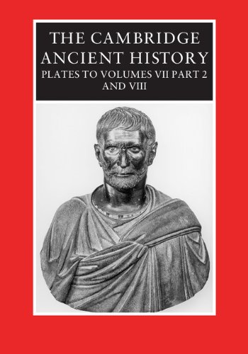 9780521252553: The Cambridge Ancient History: Plates to Volumes VII, Part 2 and VIII