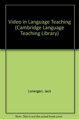 9780521252706: Video in Language Teaching (Cambridge Language Teaching Library)