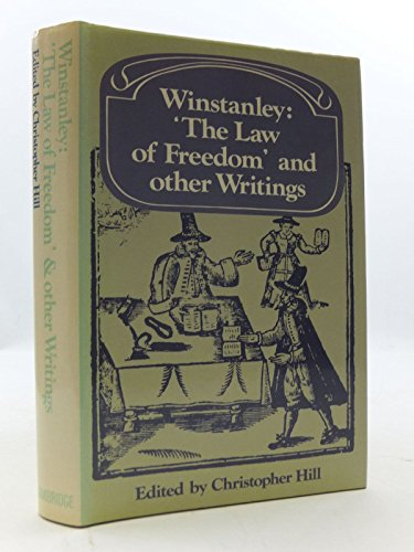 9780521252997: Winstanley 'The Law of Freedom' and other Writings (Past and Present Publications)