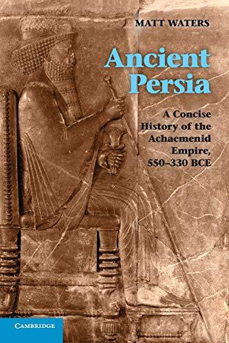 9780521253697: Ancient Persia