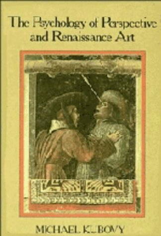 9780521253765: The Psychology of Perspective and Renaissance Art