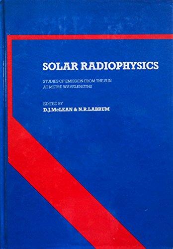 Solar Radiophysics: Studies of Emission from the