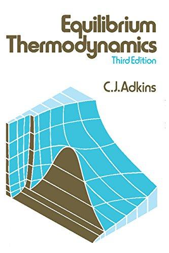 9780521254458: Equilibrium Thermodynamics