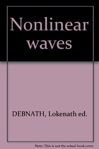 9780521254687: Nonlinear Waves