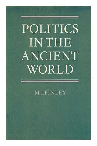 9780521254892: Politics in the Ancient World (The Wiles lectures)