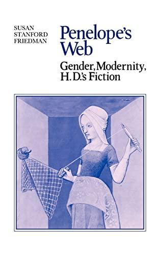 9780521255790: Penelope's Web: Gender, Modernity, H. D.'s Fiction