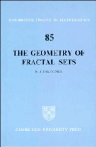 9780521256940: The Geometry of Fractal Sets