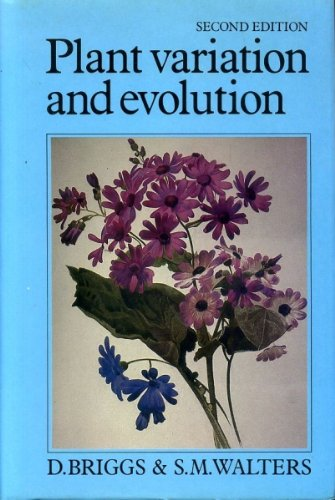 Plant Variation 2ed (0521257069) by D. Briggs; S. M. Walters