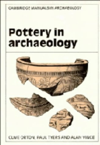 9780521257152: Pottery in Archaeology (Cambridge Manuals in Archaeology)