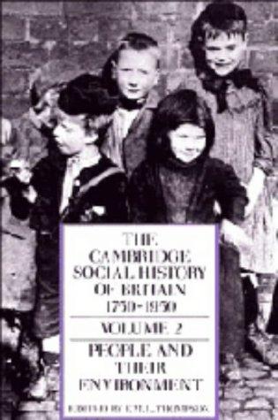 9780521257893: The Cambridge Social History of Britain, 1750–1950: Volume 2
