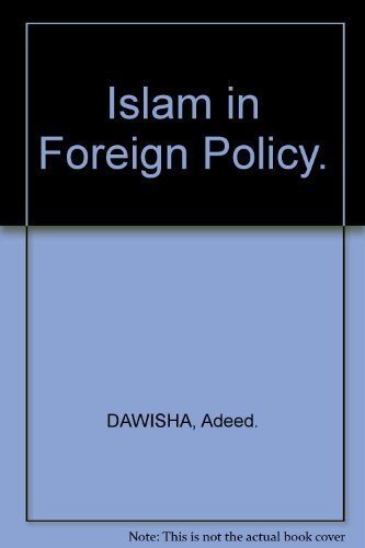 islam and foreign policy Islamophobic acts can also take the form of anti-islam legislation and policy american foreign policy: islamophobia is frequently utilized by the us to justify.