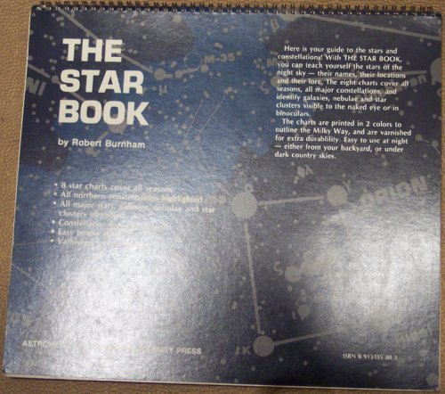 The Star Book (0521258332) by Burnham, Robert