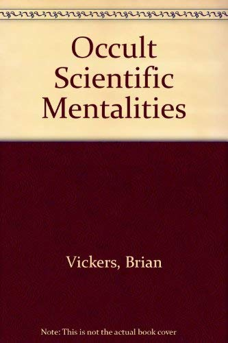 9780521258791: Occult and Scientific Mentalities in the Renaissance