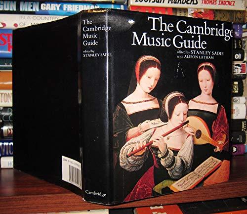 9780521259460: The Cambridge Music Guide