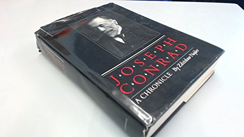9780521259477: Joseph Conrad: A Chronicle