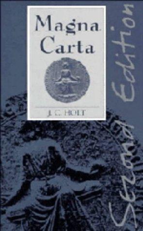 9780521259705: Magna Carta