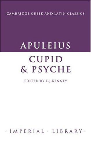 9780521260381: Apuleius: Cupid and Psyche (Cambridge Greek and Latin Classics - Imperial Library)