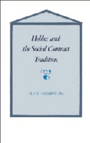 9780521261845: Hobbes and the Social Contract Tradition