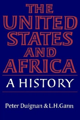 9780521262026: The United States and Africa: A History