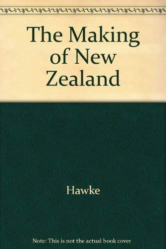 9780521262262: The Making of New Zealand: An Economic History