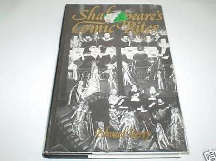 9780521263030: Shakespeare's Comic Rites