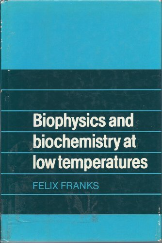 9780521263207: Biophysics and Biochemistry at Low Temperatures
