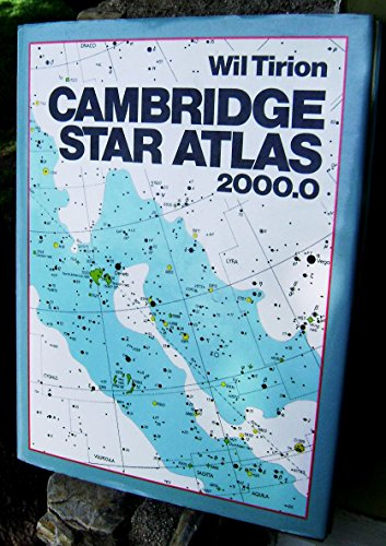 9780521263221: Cambridge Star Atlas 2000.0