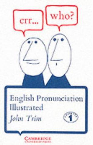 9780521263504: English Pronunciation Illustrated Cassettes (2)