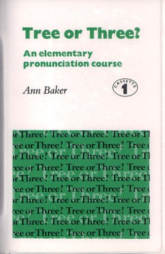 9780521263559: Tree or Three? Cassettes (2): An Elementary Pronunciation Course