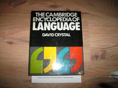9780521264389: The Cambridge Encyclopedia of Language