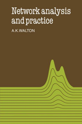 9780521264594: Network Analysis and Practice