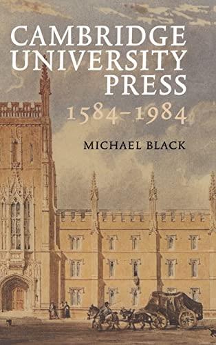 9780521264730: Cambridge University Press 1584-1984