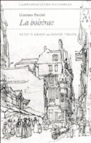 9780521264891: Giacomo Puccini: La Bohème (Cambridge Opera Handbooks)
