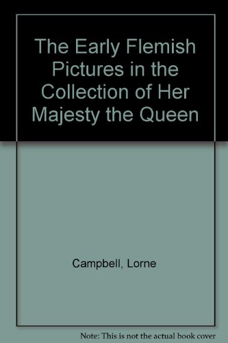 9780521265232: Early Flemish Pictures in the Collection of the Queen (The Pictures in the Collection of Her Majesty the Queen)