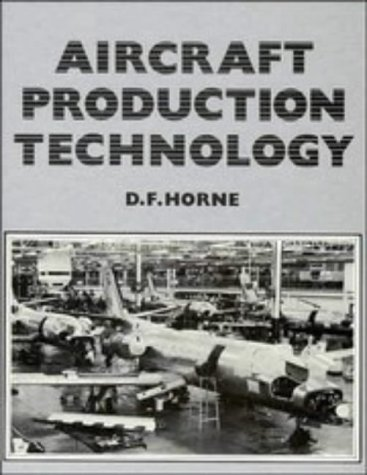9780521265539: Aircraft Production Technology
