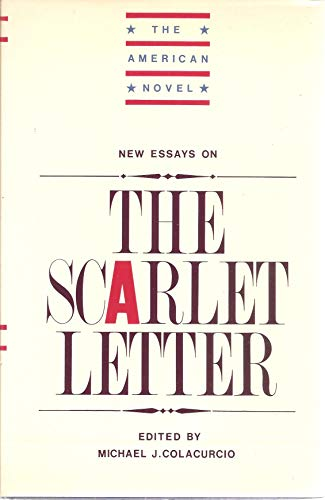 9780521266765: New Essays on 'The Scarlet Letter' (The American Novel)