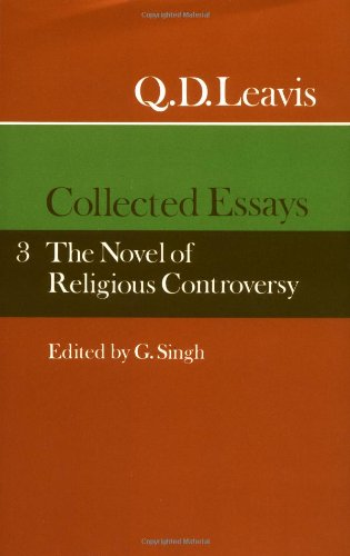 9780521267038: Q. D. Leavis: Collected Essays: Volume 3