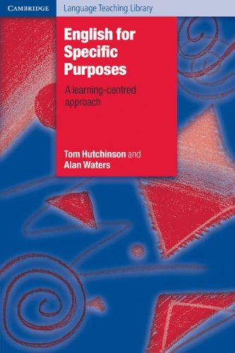 9780521267328: English for Specific Purposes (Cambridge Language Teaching Library)
