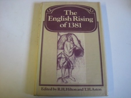 9780521267434: The English Rising of 1381 (Past and Present Publications)