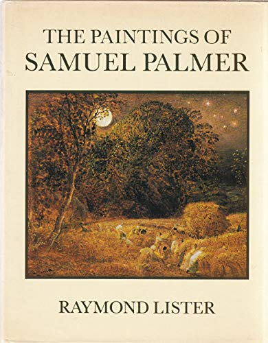 9780521267601: The Paintings of Samuel Palmer