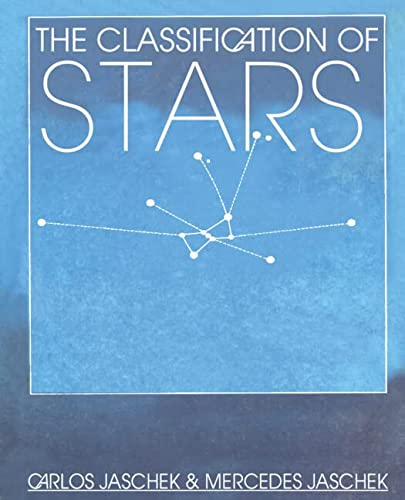 9780521267731: The Classification of Stars