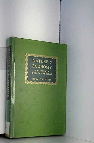 9780521267922: Nature's Economy: A History of Ecological Ideas
