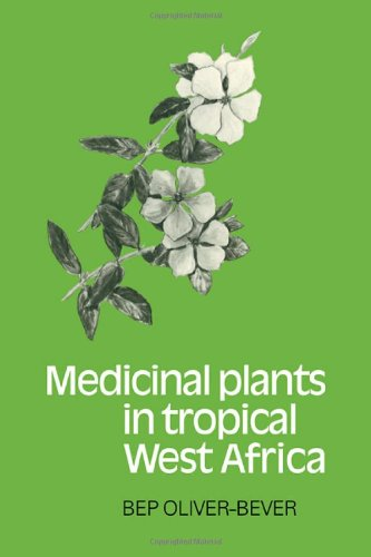 9780521268158: Medicinal Plants in Tropical West Africa