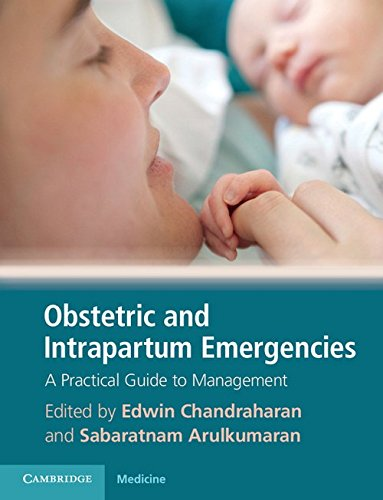 9780521268271: Obstetric and Intrapartum Emergencies: A Practical Guide to Management
