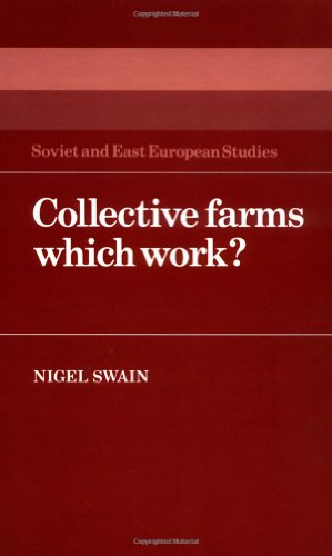 9780521268530: Collective Farms which Work? (Cambridge Russian, Soviet and Post-Soviet Studies)