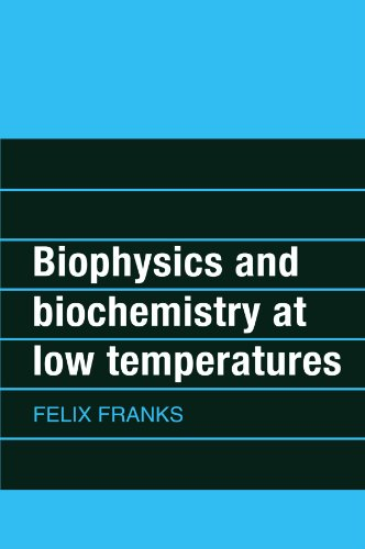 9780521269322: Biophysics and Biochemistry at Low Temperatures