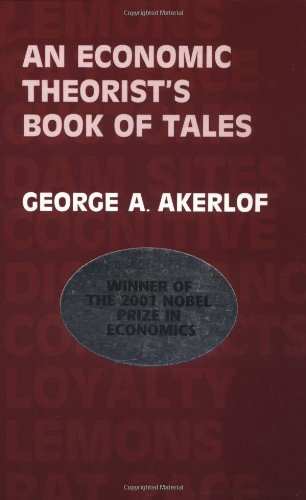 9780521269339: An Economic Theorist's Book of Tales Paperback